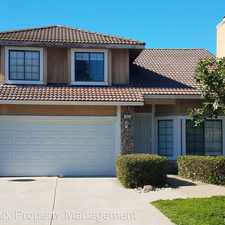 Rental info for 4012 Benbow Ct