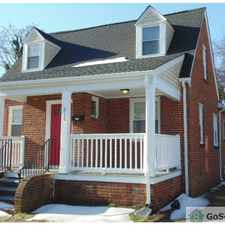 Rental info for 311 E 19th St.!! BEAUTIFUL 4 BED 1 BATH HOME!! in the Richmond area