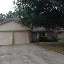 Rental info for 2227 Lexington Woods Drive in the Houston area