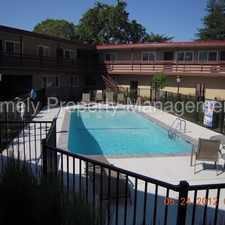 Rental info for Beautiful, 2 bed/ 1 bath Apt with Pool in Downtown S.R. in the 95405 area