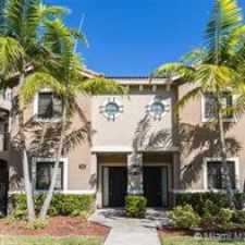 Rental info for 22821 Southwest 88th Place # 13