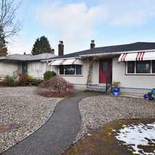 Rental info for 905 Kent Street in the Burnaby area