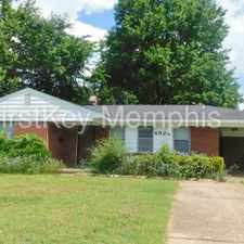 Rental info for 4924 Quince Rd Memphis, TN 38117 in the Memphis area