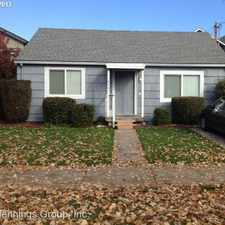 Rental info for 475 & 477 E 19th Ave in the Eugene area