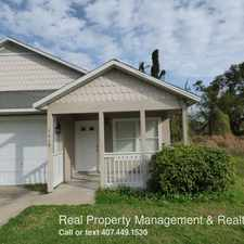 Rental info for 1419 19th St. in the Orlando area