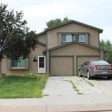 Rental info for Elegant Home Located In A Nice, Quiet Neighborh... in the Colorado Springs area