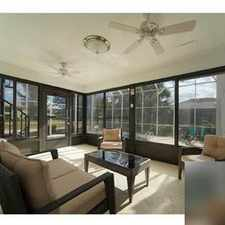 Rental info for House For Rent In Cape Coral. Single Car Garage! in the Cape Coral area