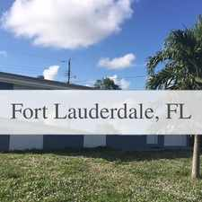 Rental info for IF YOU ARE LOOKING FOR YOU DREAM HOUSE. Will Co... in the Fort Lauderdale area