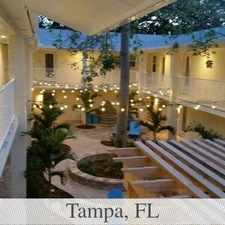 Rental info for 2 Bedrooms Apartment - Located In The Highly So... in the Tampa area
