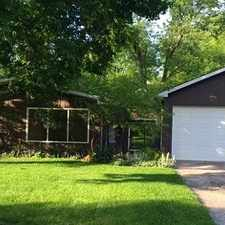 Rental info for GOLFVIEW SUBDIVISION. Washer/Dryer Hookups! in the 60521 area