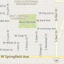 Rental info for Champaign, Prime Location 3 Bedroom, House in the Champaign area