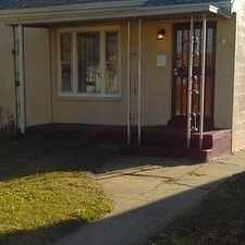 Rental info for Charming 2 Bedroom 1 Bath Full Unfinished Basem... in the 46404 area