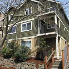 Rental info for 2850 14th Ave. W in the Seattle area