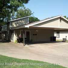 Rental info for 2828 Wayside A in the Fort Worth area