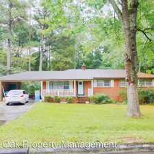 Rental info for 3803 Tremont Drive in the Durham area