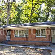 Rental info for Great Brick Home with Front Porch! in the Memphis area