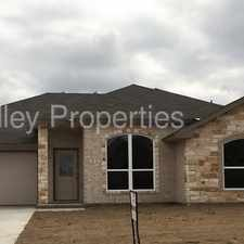 Rental info for 907 Kacie Dr-Temple
