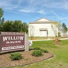 Rental info for Willow Haven I and II Apartments