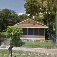 Rental info for 187 Live Oak Ave in the Ormond Beach area