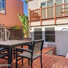 Rental info for 32A Harris Place in the San Francisco area