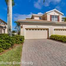 Rental info for 28622 San Lucas Ln. - Palmira Golf & Country Club #201