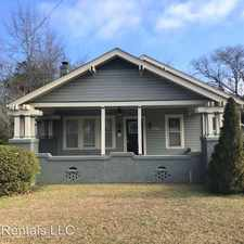 Rental info for 307 Savannah Avenue