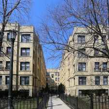 Rental info for 4600 N. Beacon 1A in the Chicago area