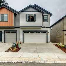 Rental info for 11312 NE 14th Ct in the Salmon Creek area
