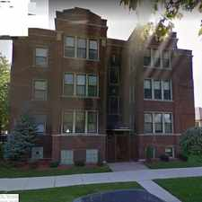 Rental info for 5201 W Pensacola Ave in the Chicago area