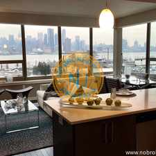 Rental info for 1410 Harbor Boulevard #1295 in the Jersey City area