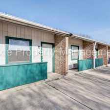 Rental info for Cozy 1 Bedroom in Burleson! Sweet Deal in a Sweet Town! in the Burleson area