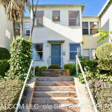 Rental info for 10791 Ohio Avenue in the Los Angeles area