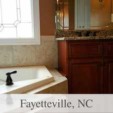 Rental info for GLORIOUS 4 Bedroom Home Awaits Your Arrival in the Fayetteville area