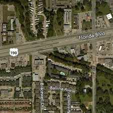 Rental info for Town House In Rosewood Town Homes. Covered Park... in the Baton Rouge area