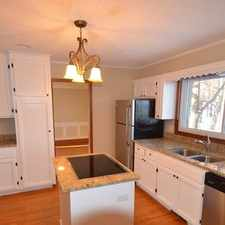 Rental info for This Home Is Currently Under Renovationtoday Fo... in the Burnsville area