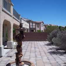 Rental info for GORGEOUS HOME WITH 5 BEDROOMS. 3+ Car Garage! in the Las Vegas area