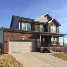 Rental info for Four Bedroom In Other Jefferson County in the Louisville-Jefferson area