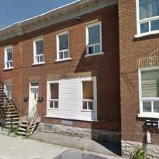 Rental info for 243 Rue Montmagny #243 in the Québec area