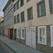 Rental info for 779 Rue D'Aiguillon #779-1 in the Saint-Roch area