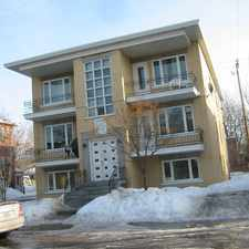 Rental info for 302 Rue des Lilas Est #302-4 in the Québec area