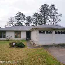 Rental info for 15818 Whipple Tree Dr. in the Houston area