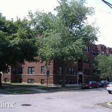 Rental info for 3454 N BOSWORTH 3 in the Chicago area