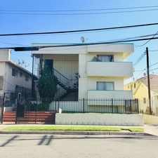 Rental info for 10302 Doty Ave. #5 in the Los Angeles area