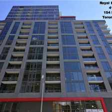 Rental info for 435 Richmond Street in the Kensington-Chinatown area