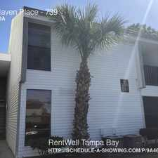 Rental info for 739 Haven Place