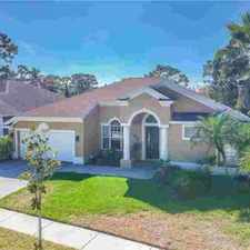 Rental info for 408 Liam Ave Tarpon Springs Four BR, Your Dream Home just became