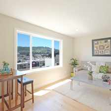 Rental info for 423 Raymond Avenue in the San Francisco area