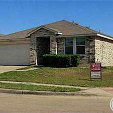 Rental info for Quiet and clean single family house, 4/2/2 in the Fort Worth area