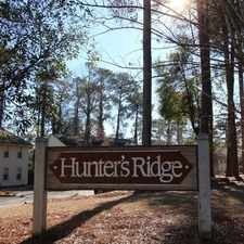 Rental info for Hunters Ridge Apartment Community No Pets in the Fayetteville area