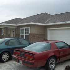 Rental info for 3 Bedroom, 2 Bath, 2 Car Garage in the McAlester area